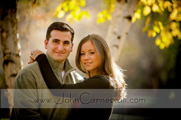 Engagement Session in Syracuse NY
