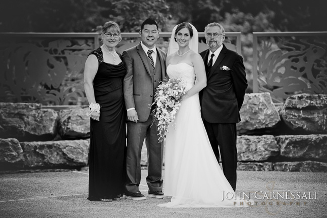 John Carnessali Professional Wedding Photography