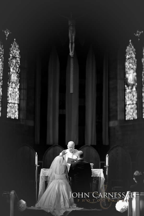 Wedding Blessed Sacrament Church