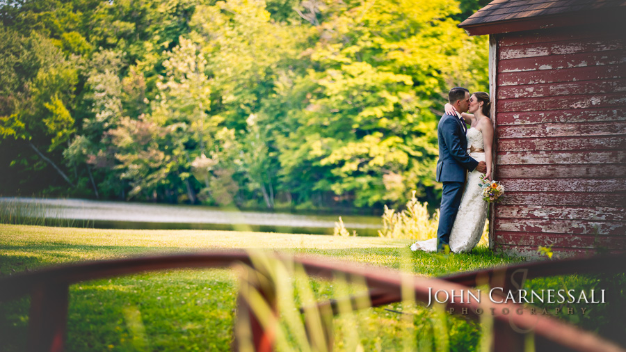 Finger Lake Wedding Venue