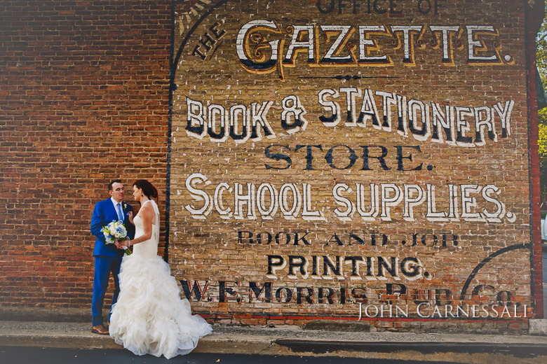 Wedding Photographers in Syracuse