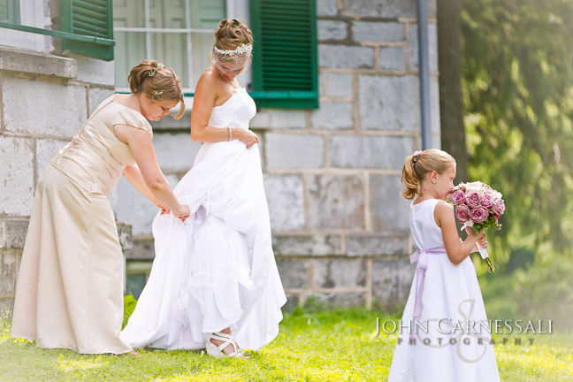 Hildene Wedding